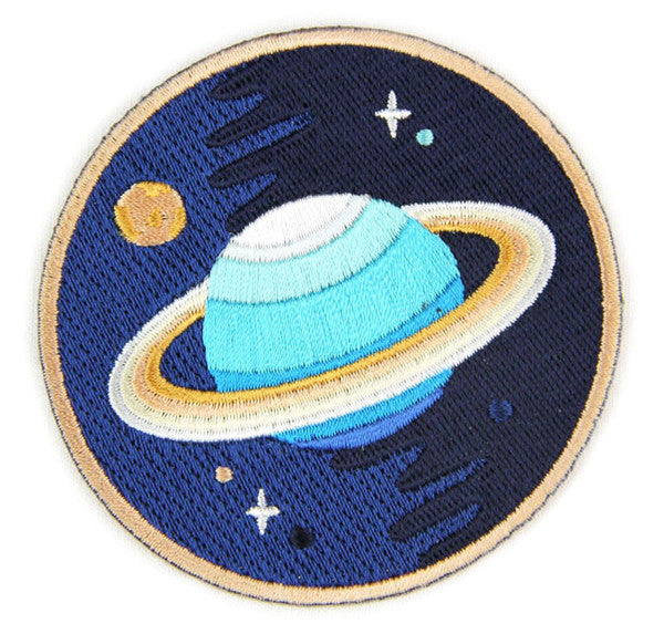 MOKUYOBI THREADS// GALAXY BACK PATCH