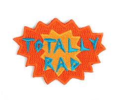 MOKUYOBI THREADS // TOTALLY RAD PATCH