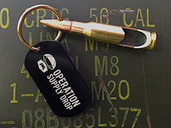 OSD 7.62MM Keychain Bottle Opener