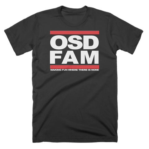 OSD Family Custom T-Shirt
