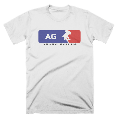 Acara MLG Fan Art White T-Shirt