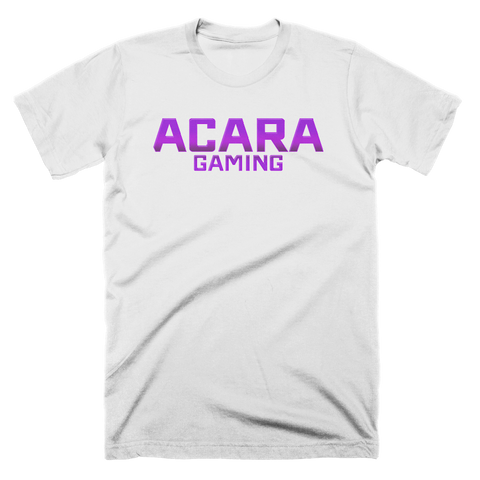 Acara Gaming White T-Shirt