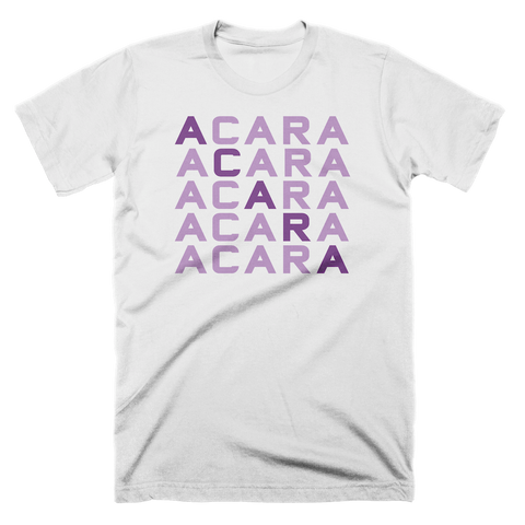 Acara Grid Custom T-Shirt