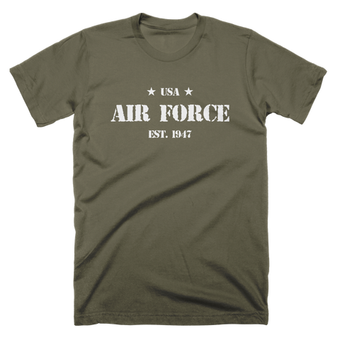 US AIr Force Established