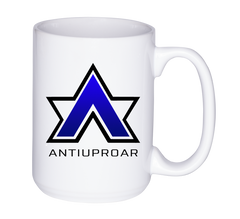 Antiuproar Mug 15oz.