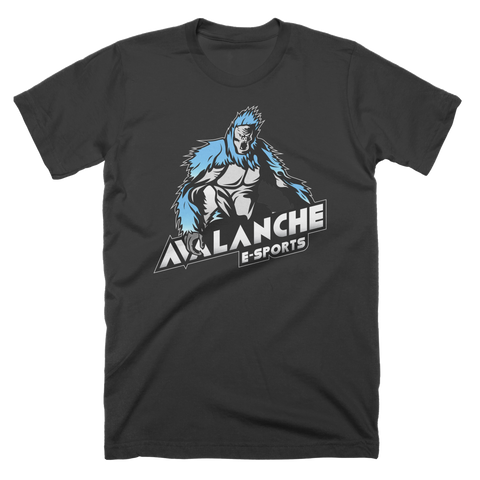 Avalanche Blue Logo T-Shirt