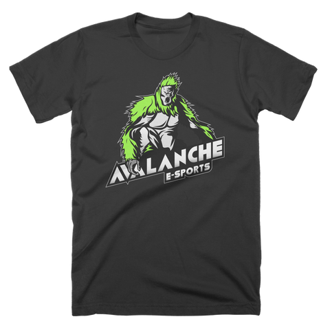 Avalanche Green Logo T-Shirt