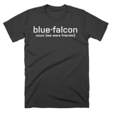 Definition Series: Blue Falcon