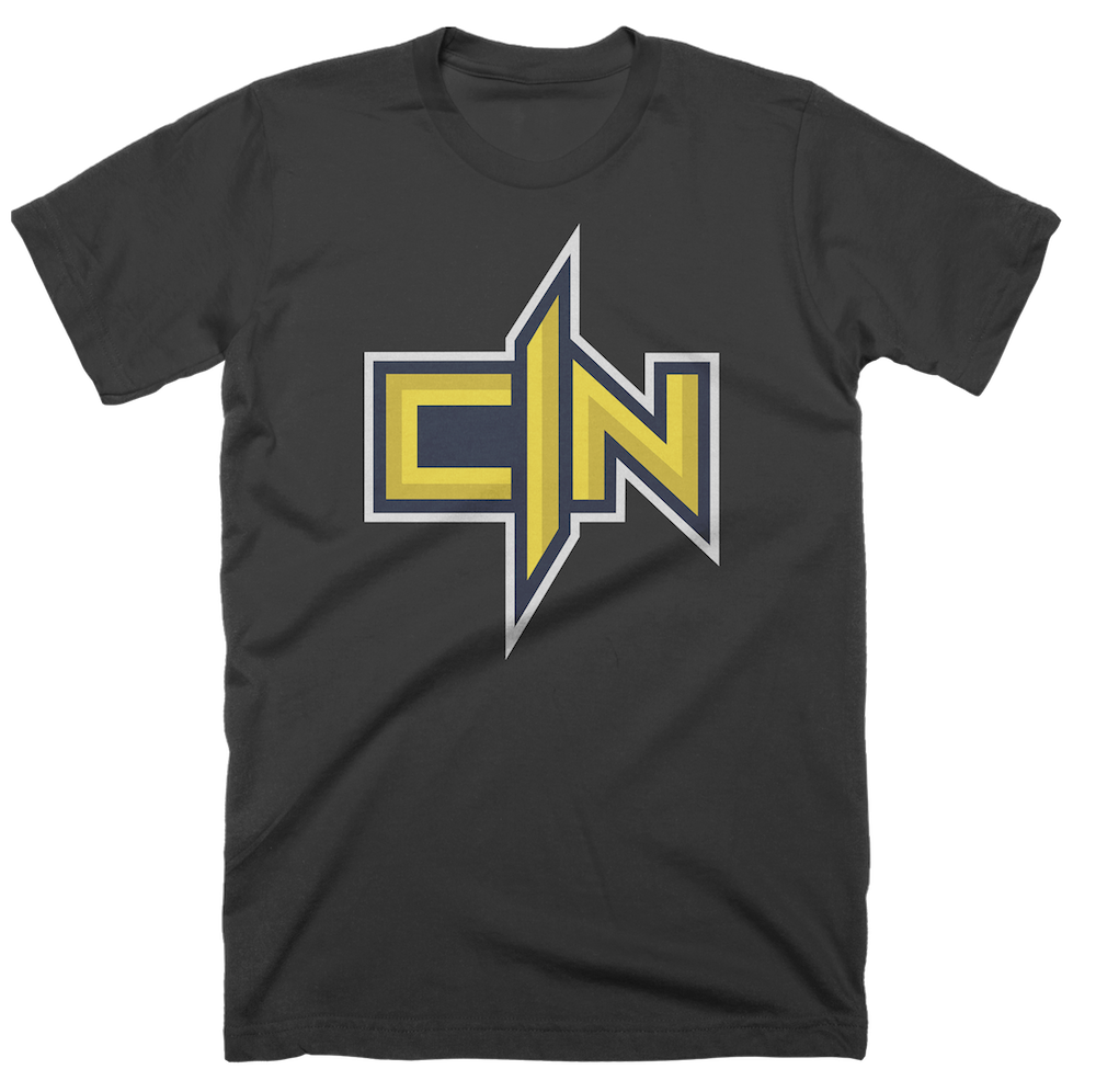 Collision eSports Logo Custom T-Shirt