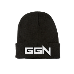 Gang Gaming Black Beanie