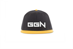 Gang Gaming Snapback Gold/Black Hat