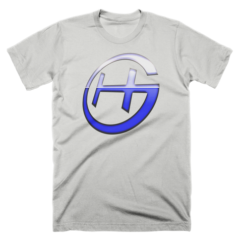Honor Gaming Network Blue Logo T-Shirt