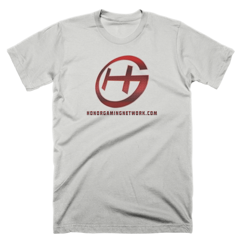 Honor Gaming Network Red Logo T-Shirt