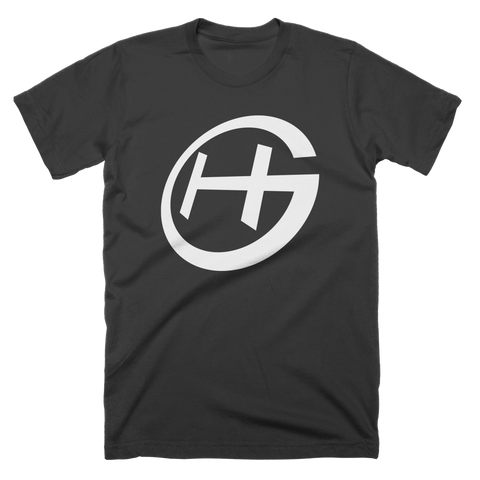 Honor Gaming Network White Logo T-Shirt