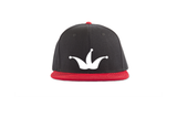 Gilyphix Jester Hat Snapback Red/Black Hat
