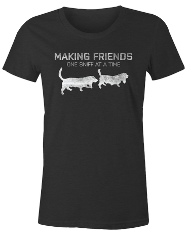 Making Friends Women's Shirt