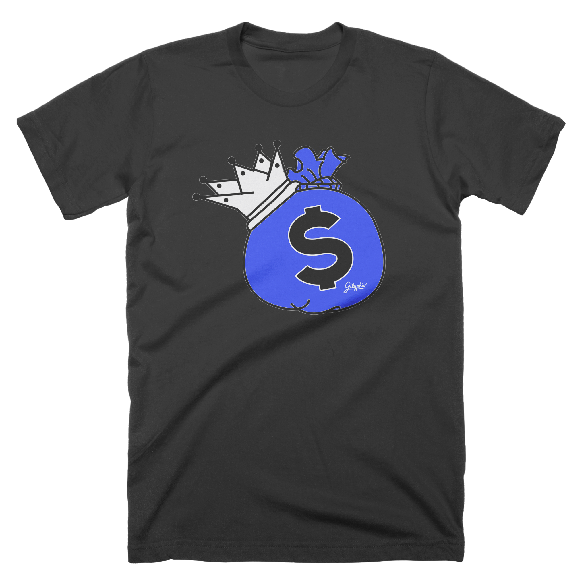 Gilyphix Money King T-Shirt