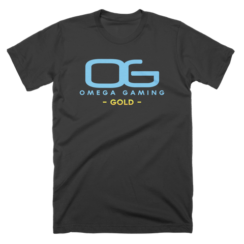 Omega Gaming Gold T-Shirt