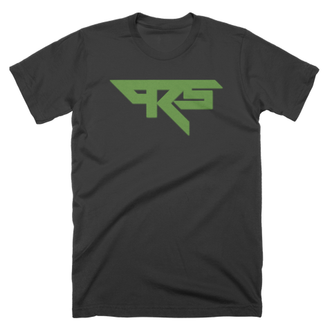 Pro Rookies Gaming Light Green Logo T-Shirt
