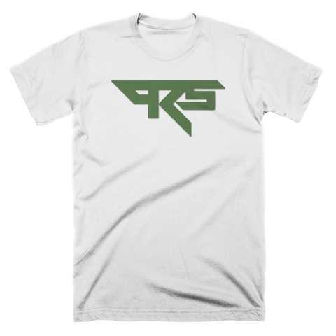 Pro Rookies Gaming Dark Green Logo T-Shirt