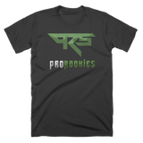 Pro Rookies Gaming Logo Black T-Shirt