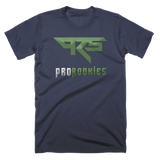 Pro Rookies Gaming Logo Navy T-Shirt