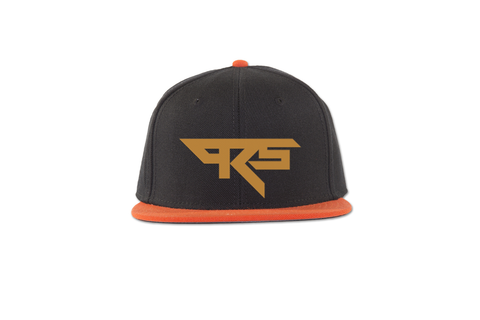 Pro Rookies Gaming Snapback Orange/Black Hat
