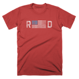 R.E.D. Horizontal Flag