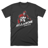 Avalanche Red Logo T-Shirt