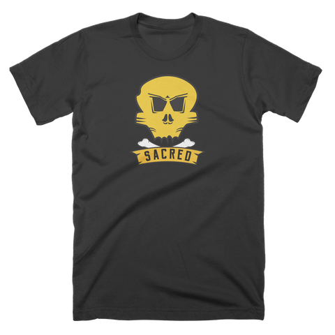 Sacred Skull and Bones T-Shirt