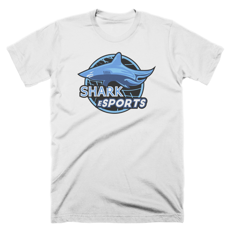Shark eSports Logo Custom T-Shirt