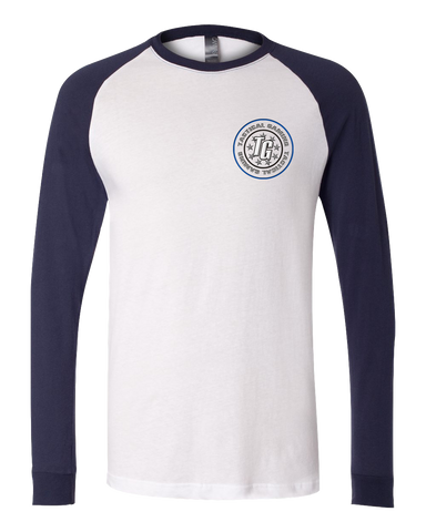 TG Long Sleeve Baseball Jersey
