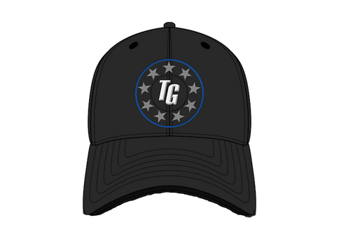 Hat TG Logo Clear