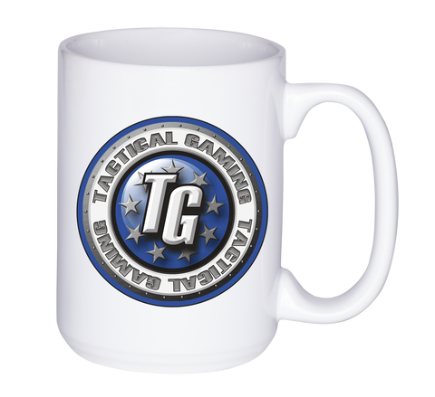 Mug 15oz. Tactical Gaming Logo