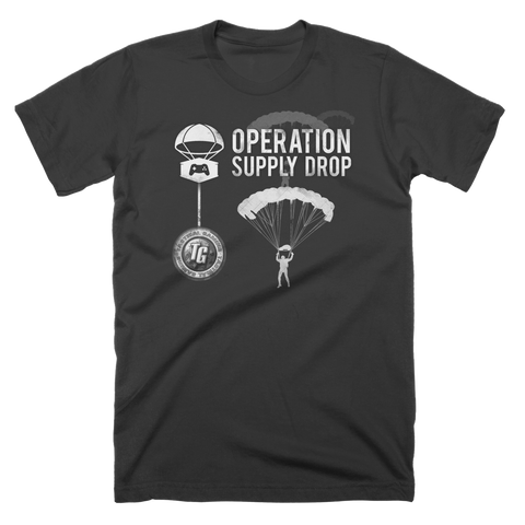 TG Operation Supply Drop Chute Logo