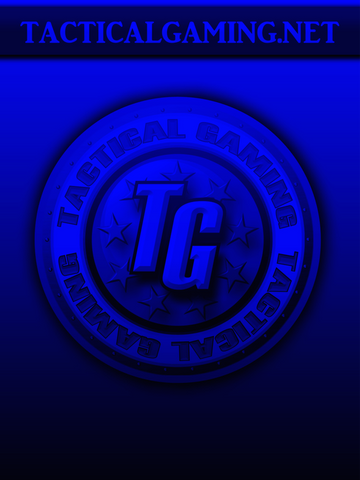 "TG ""Blue Focused"" Poster"