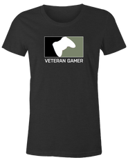 Women's Veteran Gamer Shirt