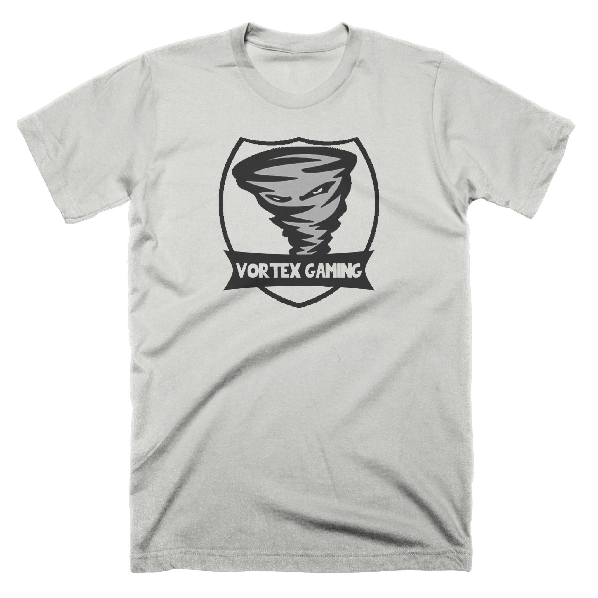 Vortex Gaming Black Logo T-Shirt
