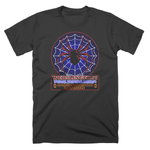 Webslinger Custom Logo T-Shirt