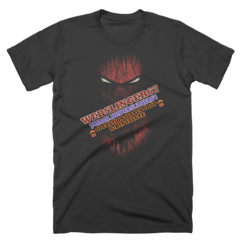 Webslinger Custom T-Shirt