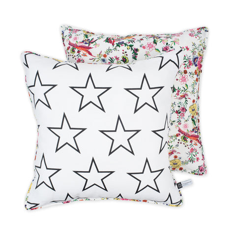 Florals & Stars Cushion