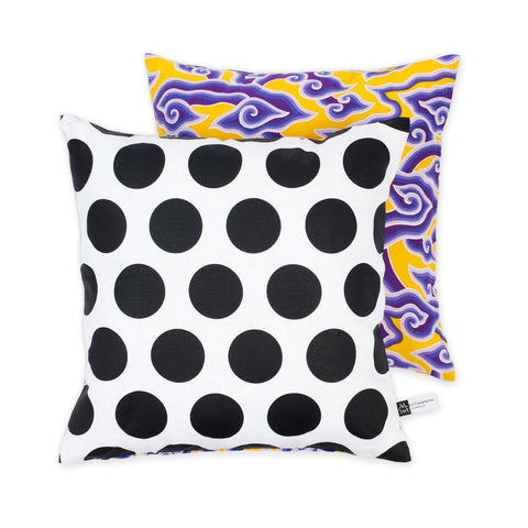 Batik & Dots Cushion
