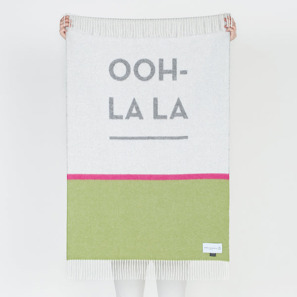 Ooh La La - Baby Throw