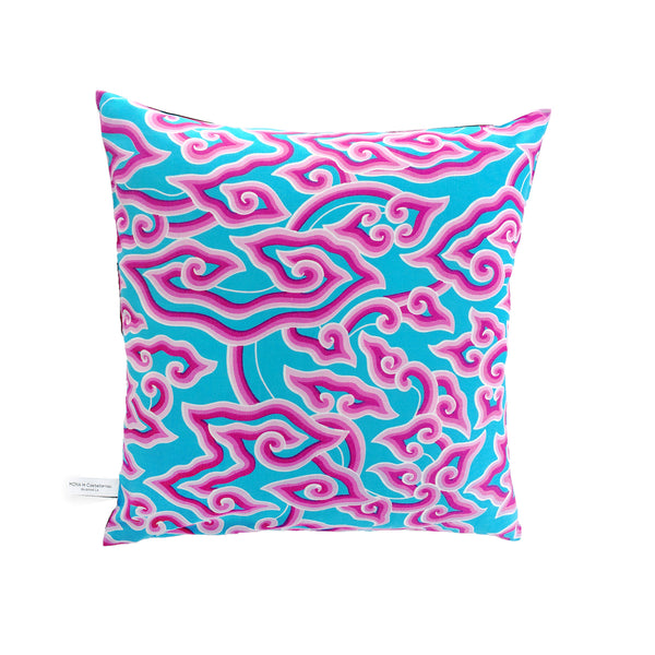 Batik & Jumbo Dots M Cushion