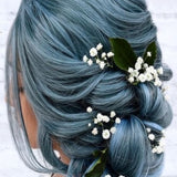 Blue Haired Makeovers To Fall In Love With