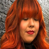 Match Your Fiery Personality With A New Fiery Hairstyle