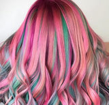 Feel Pretty In Pink With These Five Hair Makeovers