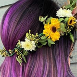 Five Purple Haired Makeovers You'll Fall In Love With