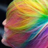 Rainbow Hairstyles To Brighten Your Look