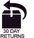 30 Day Returns